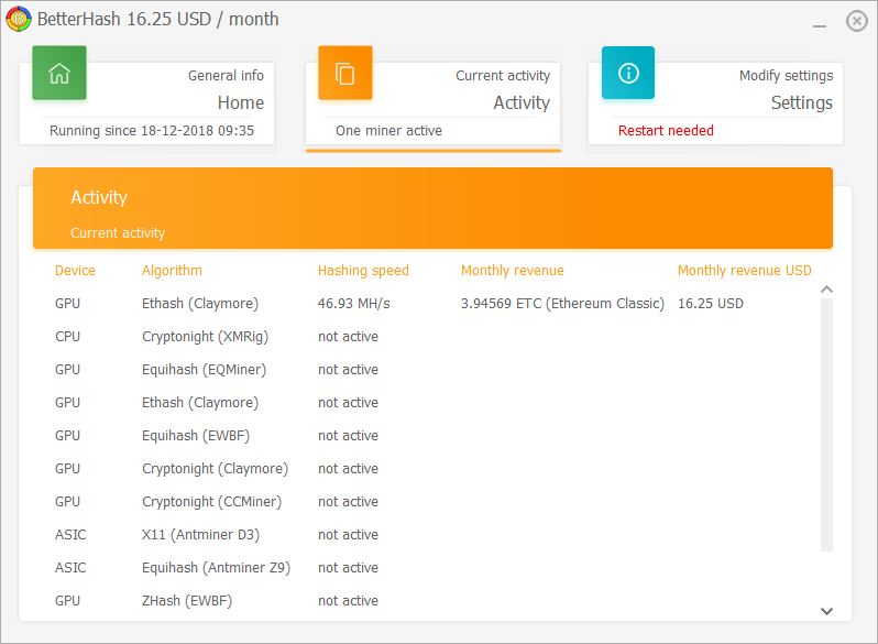 BetterHash - Bitcoin Mining Software to Get You Started Within Minutes