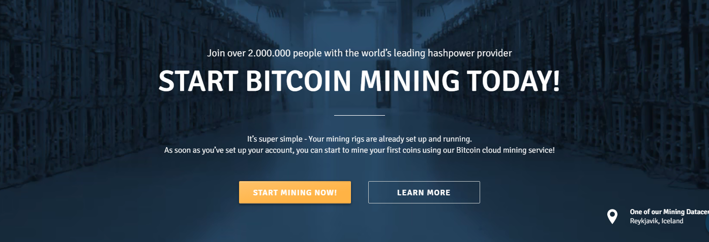 Cloud Mining Bitcoin - What is it and how to start?