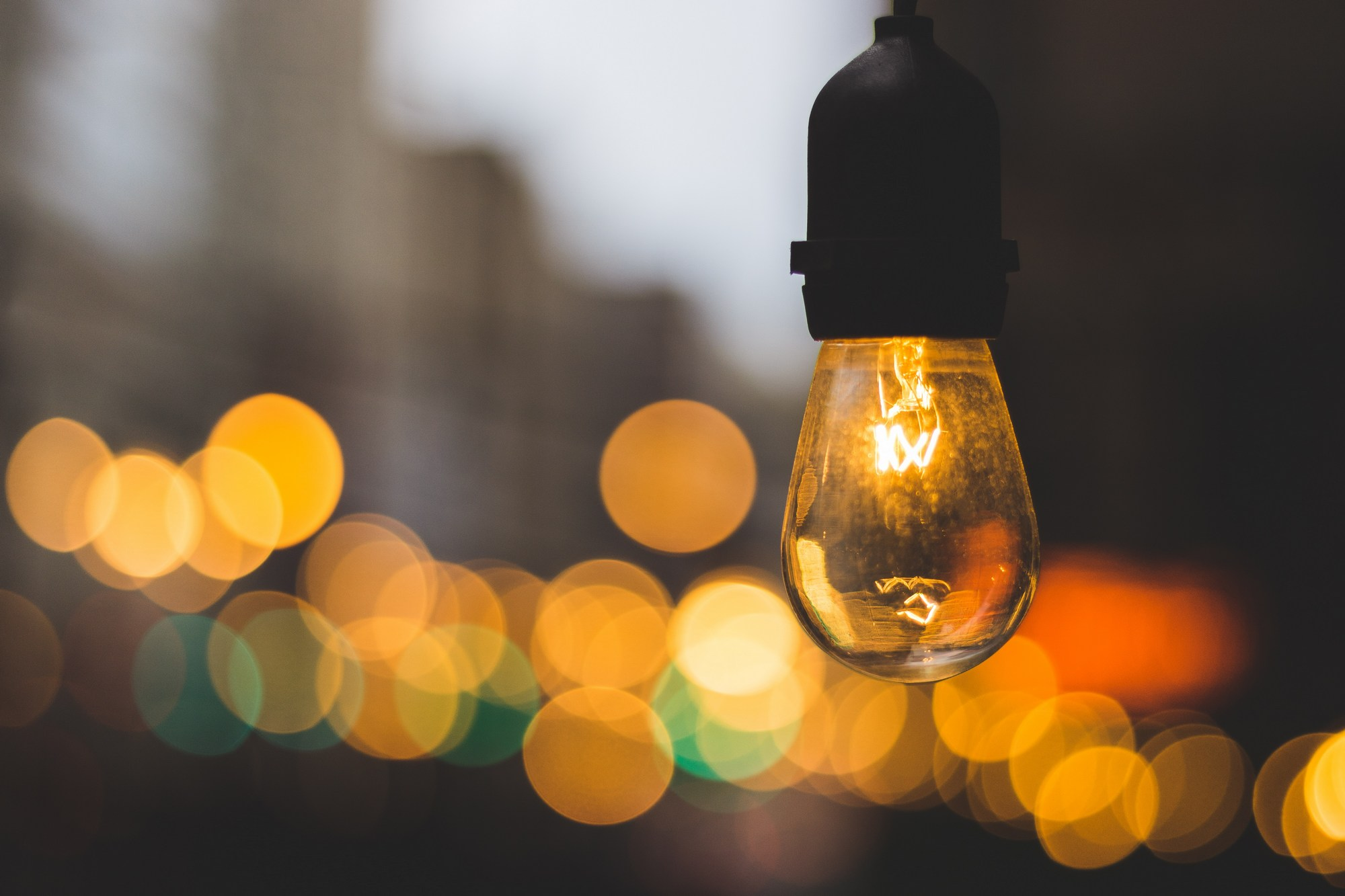 electricity/bulb