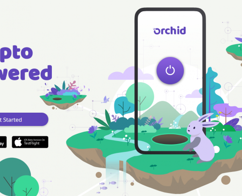 orchid cryptocurrency - the crypto powered VPN