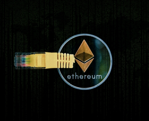 Ethereum Wallet Illustration