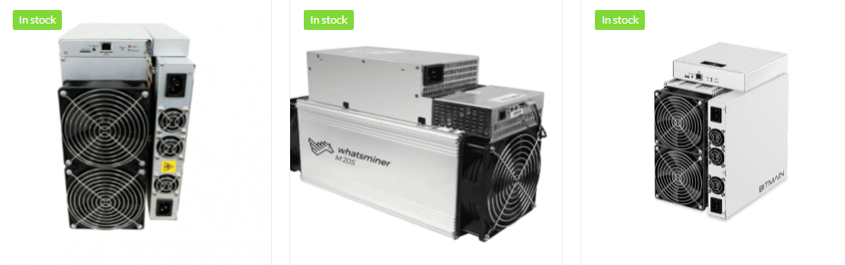 Best ASIC for BTC mining